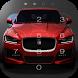 keypad for Jaguar Theme Car lock screen by Dreamliner