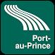 Port-au-Prince Map offline by iniCall.com