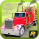 Logging Truck Timber Simulator by Real Games Studio - 3D World