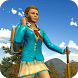 High School Girl Scout Jungle Survival Game by Real Games Studio - 3D World