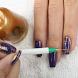 Рисунки на ногтях пошагово by AppPromoStyle