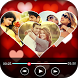 Valentine Video Maker 2017 by Funny Mouse & Snake