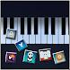 Children's Piano by Łukasz Dzierżak