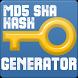 MD5 & SHAx Hash Generator