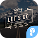 Let's go somewhere theme by SK techx for themes