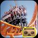 VR Roller Coaster Best 3D APP by VR DEV0