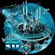 3D Space Galaxy Theme by Elegant Theme