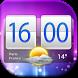 Clock And Weather Widget by Super Widgets