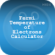 Fermi Temperature of Electrons by HIOX Softwares Pvt Ltd