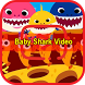 Baby Shark Dance Video by m4m4schannel