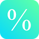 Percent Calculator by GK Apps