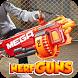 Nerf War Guns For Kids by AnakYuppie