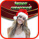 Christmas Photo Stickers Maker by APPLIQO