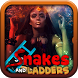 Snakes & Ladders: Fire Fantasy by Difference Games LLC