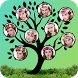 Tree Photo Collage Maker by Photo Video Zone