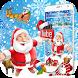 Christmas Santa Theme by Cool Theme Love