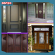 Entrance Door Design Ideas by aaron balder