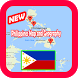 Philippines Map and Geography by Kingdom App 1988