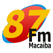 Rádio 87 FM Macaiba by NetstreamHost - Solução em Hosting