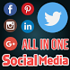 Social Media Network All in 1 by androidappdeveloper