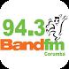 Rádio Band FM Corumbá by Omega Sistemas