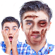 Scar Face Photo Editor - Fake Bruises Stickers by Photo Montages and Fun Apps for your Phone