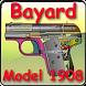 Bayard pistol 1908 explained by Gerard Henrotin - HLebooks.com