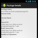 Simple Package Info by Nagy Ferenc László