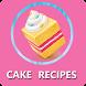 Cake Recipes in Hindi by Shree App