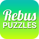 Rebus Puzzles- Word Quiz Game by Touchzing Media