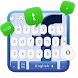 Keyboard Theme for Face Of Book by Pretty Cool Keyboard Theme