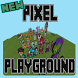 Pixel Playground Creation Map for MCPE by MartikModsInc