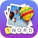 1 Word - a free quiz game by Apprope