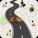 GPS Router Finder & Driving Navigation