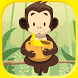 Monkey Fall Benji Bananas New by Hammersol Games