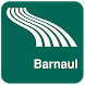 Barnaul Map offline by iniCall.com