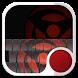 Sharingan Emoji Keyboard Theme by Moji Keyboard Theme 1