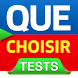Tests comparatifs by UFC-Que Choisir