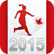 2015 Women's World Cup Canada by hannibal sports