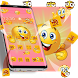 Emoji Cute Theme by Cool Theme Love