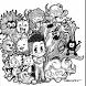 Idea Doodle Art by ufaira