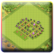 Town Hall 5 Hybrid Base Layout by sankaapps