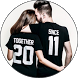 Best Couple Shirt Design
