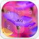 Colorful flowers Keyboard by Keyboard Design Paradise