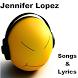 Jennifer Lopez Songs & Lyrics by andoappsLTD