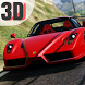 3D Enzo: Extreme Racing Ferrari 2017 by Realsim