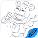 How To Draw FNAF Characters by Drawing Dev