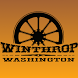Winthrop Washington by Brian Drye