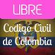Código Civil Colombia by WebDeveLovers