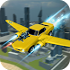City Flying Futuristic Car : Fighting Battle Chase by OXO 3D Studio - Free Action and Simulator Games